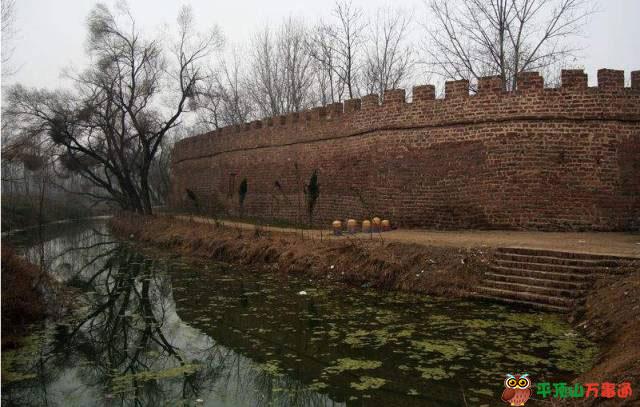 河南平顶山郏县竟然有一座村级城堡,连日本鬼子都攻不下!